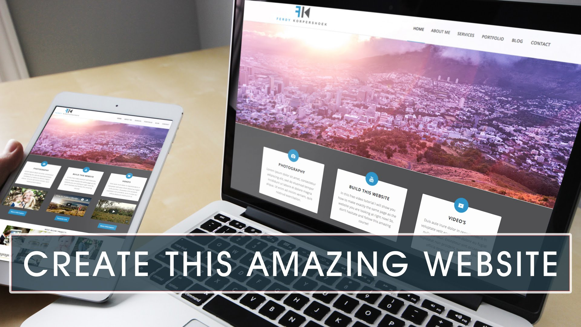 full website tutorials archives how to create a website